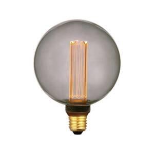 Freelight LED globe E27 5W teplá biela 3 stmievanie dym
