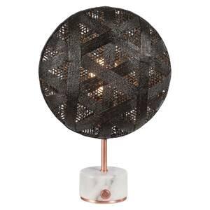 Forestier Forestier Chanpen S Hexagonal stôl meď/čierna