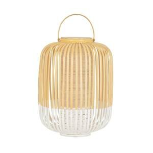 Forestier Forestier Take A Way M deko lampa, IP66, biela