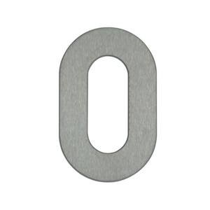 Albert Leuchten Číslo domu 0 – z ušľachtilej ocele