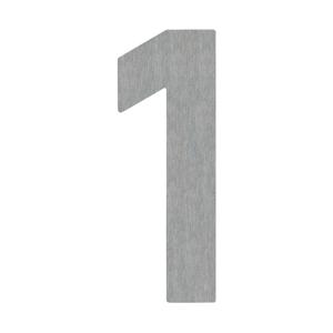 Albert Leuchten Číslo domu 1 – z ušľachtilej ocele