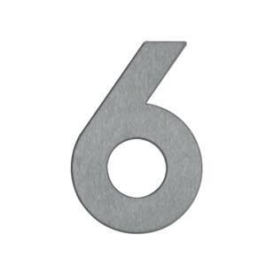 Albert Leuchten Číslo domu 6 – z ušľachtilej ocele