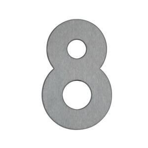 Albert Leuchten Číslo domu 8 – z ušľachtilej ocele