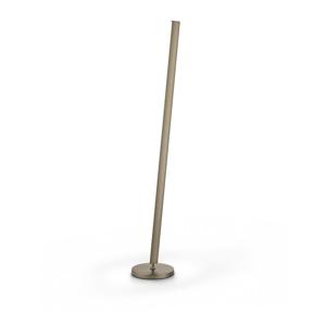 Knapstein Stojaca LED lampa Nora bronz, 2200 – 3000K