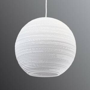 Graypants Guľatá závesná lampa Lopta – Ø 36cm