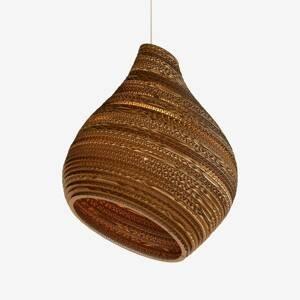 Graypants Závesná lampa Hive Ø 23cm