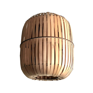 AY ILLUMINATE Závesná lampa Wren Bamboo medium