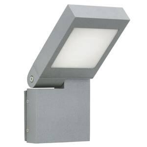 Albert Leuchten Nástenné LED svietidlo 0111 otočná hlava, striebro