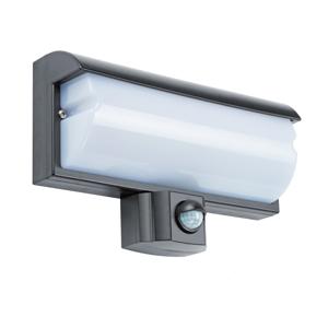 Gutkes Nástenné LED svietidlo LBO 21679 so snímačom IP44
