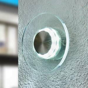 Globo Vonkajšie LED svietidlo Dana okrúhly tvar