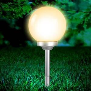Globo Guľové solárne svietidlo Celyn 25 cm