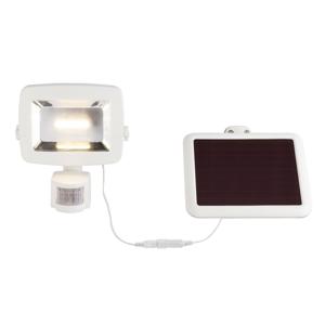 Globo Solárne LED svietidlo 37200S senzor biele