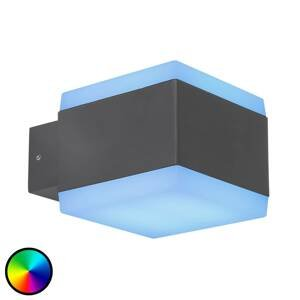 Globo LED vonkajšie osvetlenie Slice Tuya-Smart RGBW CCT