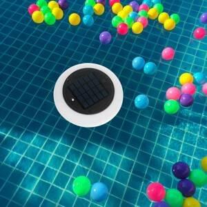 Globo Solárne LED svietidlo 33666 zmena farby, plávajúce