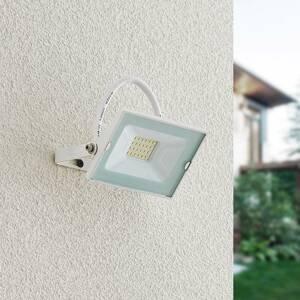 Lindby Lindby Aine vonkajší LED reflektor biely 7,7 cm