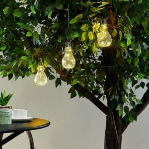 Lindby Lindby Shams solárna LED lampa súprava 3 kusov