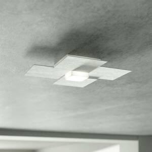 GROSSMANN GROSSMANN Creo stropné LED brúsený hliník