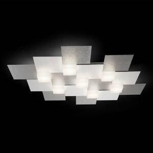 GROSSMANN GROSSMANN Creo stropné LED 7-pl. hliník