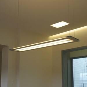 GRIMMEISEN GRIMMEISEN Slide Swing závesné LED farba biela