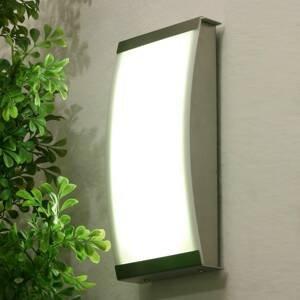 Heibi Vonkajšie nástenné LED svietidlo LISTET 4 000 K