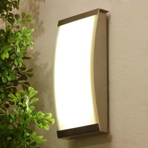 Heibi Vonkajšie nástenné LED svietidlo LISTET 3000 K
