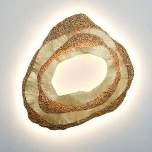 J. Holländer Nástenné LED svietidlo Coral organicky tvarované