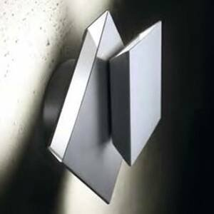 Holtkötter Holtkötter Cubic nástenné LED svietidlo