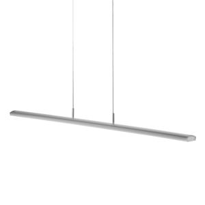 Holtkötter Holtkötter Alpha závesné LED 125cm striebro