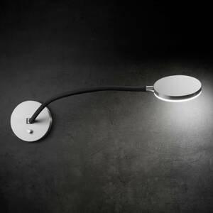 Holtkötter Holtkötter Flex W – nástenné LED svietidlo čierne