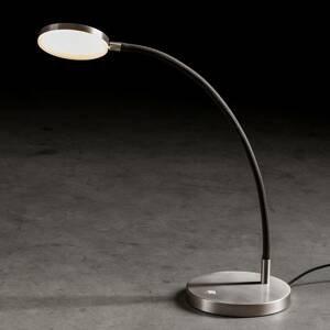 Holtkötter Holtkötter Flex T stolná LED hliník matný/čierna