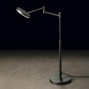 Holtkötter Holtkötter Plano T stolná LED lampa platina