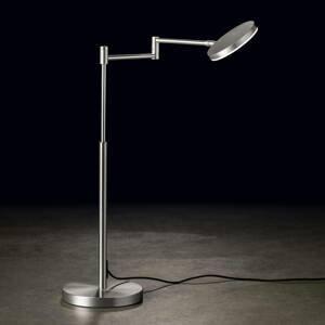 Holtkötter Holtkötter Plano T stolná LED lampa matný hliník