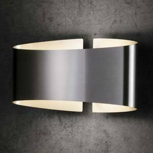 Holtkötter Holtkötter Voilà nástenné LED svietidlo oceľ