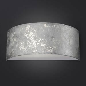 Hufnagel Nástenné LED Alea lístkové striebro stmievateľné