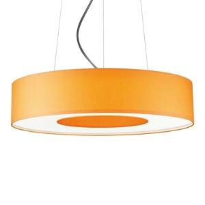 Hufnagel Závesné LED svetlo Donut stmievateľné 22W oranžové