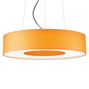 Hufnagel Závesné LED svetlo Donut stmievateľné 34W oranžové