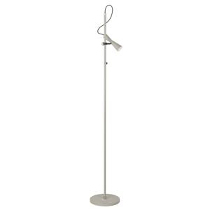 Hight Light B.V. Move – béžová stojaca LED lampa, ktorá má švih