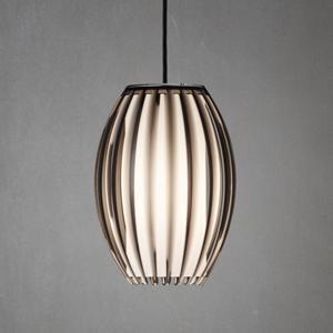 Herstal Závesná lampa Tentacle M v dymovej sivej 21cm