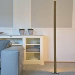 HerzBlut HerzBlut Leonora stojaca LED lampa 161cm olej dub