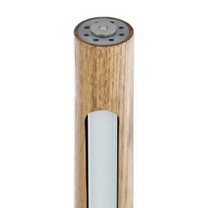 HerzBlut HerzBlut Elva stojaca LED olejovaný dub stmieva