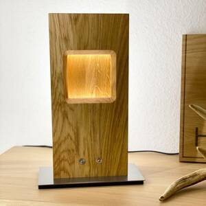 HerzBlut HerzBlut Pan stolná LED olejovaný dub stmievateľná