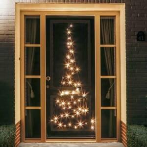 FAIRYBELL Vianočný stromček na dvere Fairybell® – 2,10m