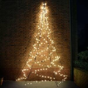 FAIRYBELL Vianočný stromček na stenu Fairybell® – 4m