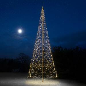 FAIRYBELL Fairybell® vianočný stromček, 10 m, 4000 LED