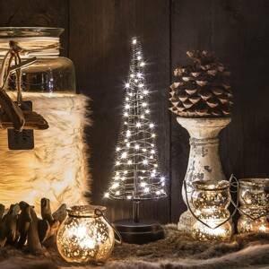 Hemsson Strom Santa's Tree, medený drôt, výška 33,5cm