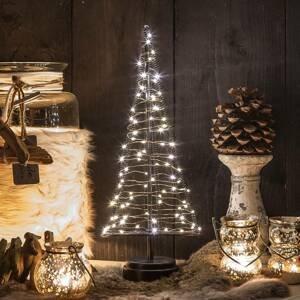 Hemsson Strom Santa's Tree, medený drôt, výška 42,5cm