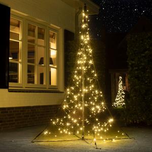 FAIRYBELL Fairybell Vianočný stromček, 240 LED 200cm