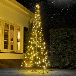FAIRYBELL Fairybell Vianočný stromček, 320 LED 300cm