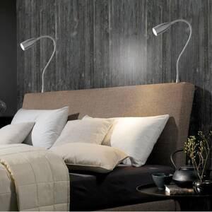FISCHER & HONSEL Gestami stmievateľné nástenné LED svietidlo Sten