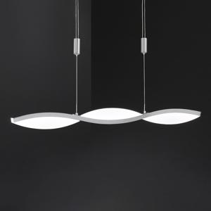 FISCHER & HONSEL Závesné LED svietidlo Freya, výškovo nastaviteľné